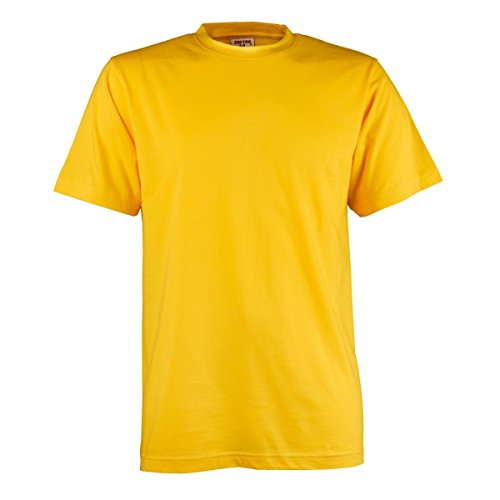 Tee Jays Herren Sof-Tee T-Shirt, Kurzarm, Rundhalsausschnitt Dunkelgrün