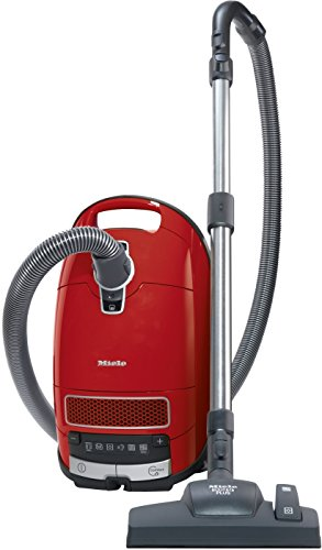 Miele aspiradora complete C3Excellence EcoLine rojo Mangue 4.5litro 550Watt