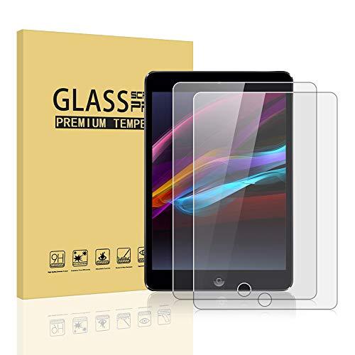 SDTEK *2 Pack Schutzglas für Apple iPad 9.7 Panzerglas Glasfolie Hartglas Panzerfolie Tempered Glass Screen Protector Schutzfolie Displayschutzglas Apple iPad 9.7 / iPad Air 1 / iPad Air 2