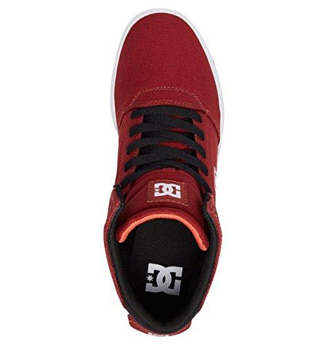 DC Shoes Crisis High TX - Hi Tops Für Männer ADYS100404 Rot