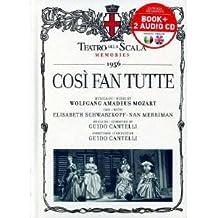 Mozart: Cosi fan tutte [Buch + 2CD]