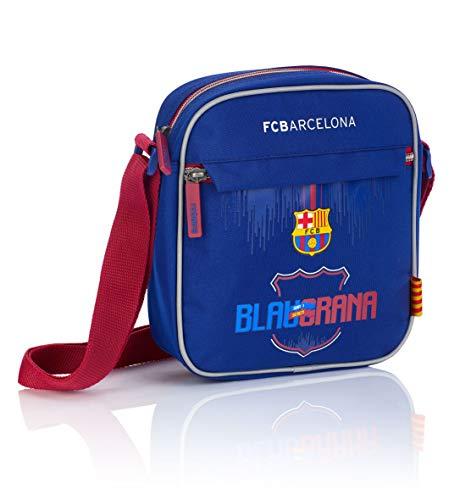 F.C. Barcelona FC-224 Barca Fan 7 Bolso Bandolera