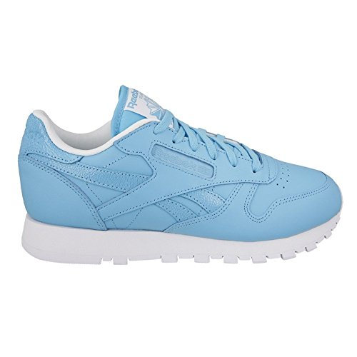 Reebok CL Seasonal II, Sneaker Basse Donna Blue