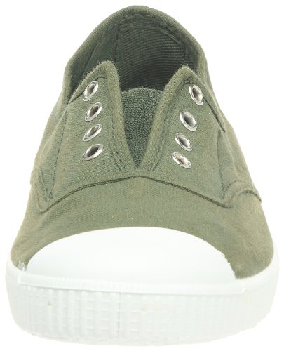 victoria - Inglesa Elastico Tenido Punt, Sneakers da donna Verde (Vert (Kaki))
