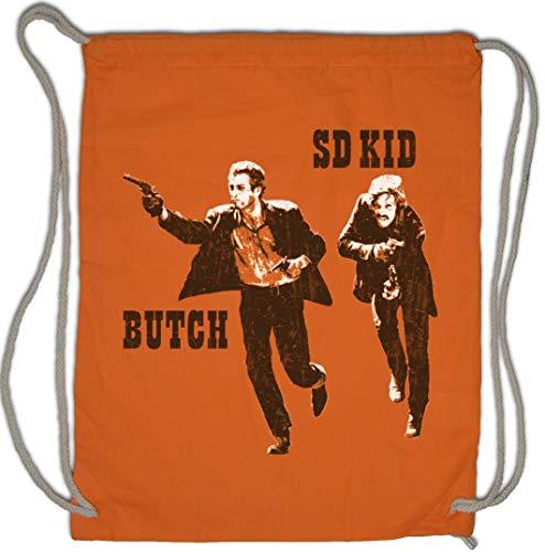 Urban Backwoods Butch & SD-Kid Turnbeutel Sporttasche