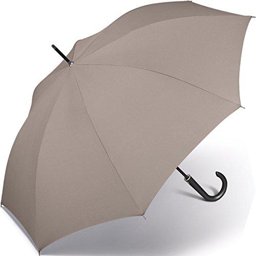 Happy Rain Long AC Kinematic Stockschirm 87 cm