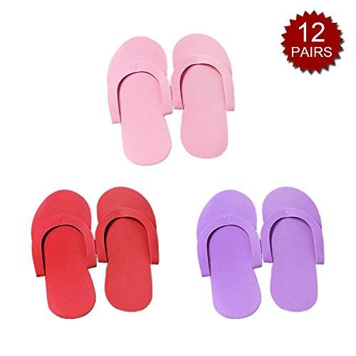 aspire-wholesale-disposable-foam-pedicure-slippers-pack-of-12-pairs-salon-spa-flip-flop-hotel-use-as