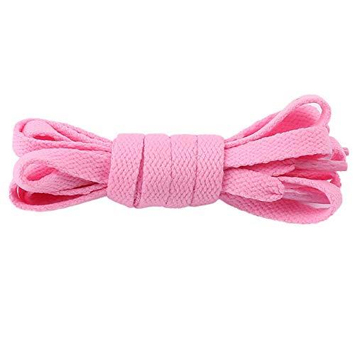 Athletische Turnschuh Schnürsenkel Schnürt Schnürsenkel (Rosa) ()