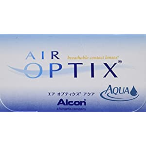 Air Optix Aqua Monatslinsen weich