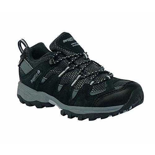 Regatta Garsdale Low Jnr, Chaussures de Randonnée Basses garçon LtClov/Lolli