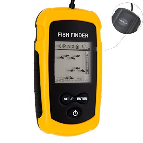 Venterior-Portable-Wired-Fish-Finder-LCD-Display-Sonar-Sensor-Fishfinder-Alarm-Transducer-Fishfinder