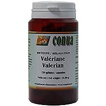 Valeriana 120 cápsulas tranquilizante forte natural