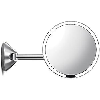 Simplehuman Sensor Mirror Brushed Stainless Steel 5 Year