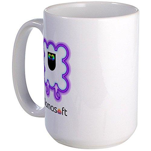 Llamasoft CafePress Grande Tasse-Mug grand modèle-Multicolore Standard