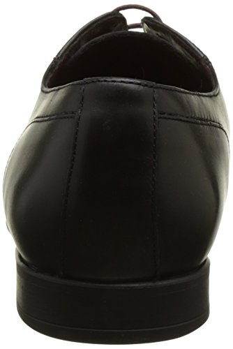 Le Formier Tena88, Derbys Homme Noir (Noir)