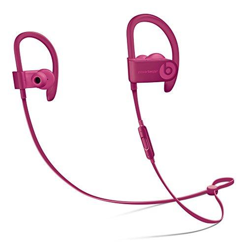 Beats by Dr. Dre Powerbeats3 Gancho de Oreja, Dentro de oído Binaural Inalámbrico Rojo - Auriculares (Inalámbrico, Gancho de Oreja, Dentro de oído, Binaural, Intraaural, Rojo)