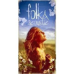 Folk & Acoustic (Coffret Long Box 8 CD)