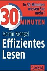 30 Minuten Effizientes Lesen Kindle Ausgabe