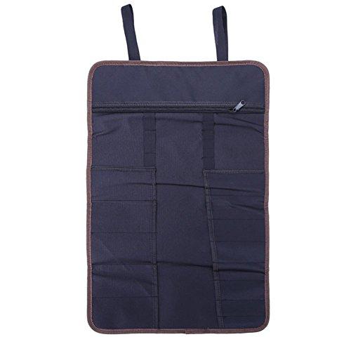 Multifunktionale Leinwand Meißel Rolle Rolling Repair Tool Utility Bag Practica - Tool Bag Rolling