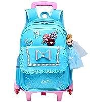 Amazon.es: mochilas de princesas con ruedas: Juguetes y juegos