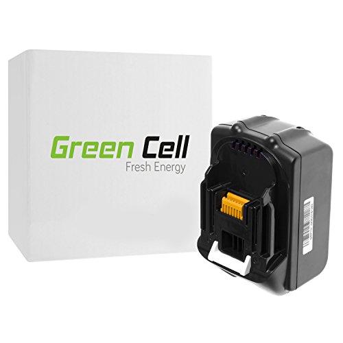 Preisvergleich Produktbild Green Cell® Werkzeug Akku für Makita DHP482Z (Li-Ion Zellen 3 Ah 18V)