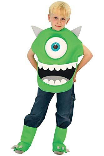 Disney Monsters, Inc. Mike Kinder Kostum Junge 100cm-120cm -