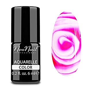 NEONAIL AQUARELLE UV GEL POLISH RASPBERRY 5507-1
