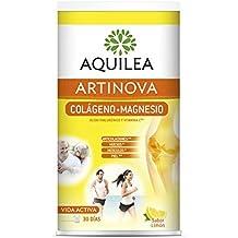 AQUILEA - URIACH AQUILEA Artinova Colágeno+Magnesio con Ácido Hialurónico y Vitamina C Sabor Limón