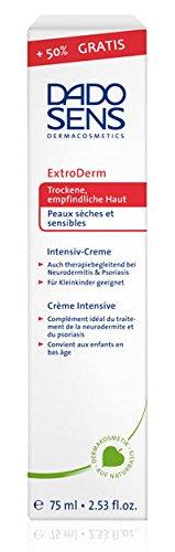 DADO SENS ExtroDerm Intensiv-Creme 75ml +50% Gratis