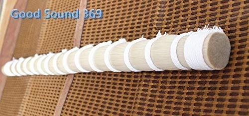 FidgetGear 250g mongolisches Pferdehaar weiß Pferdeschwanzhaar in bulk Violine Bogen Haar (Bogen Violine Haar)