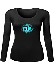 Rammstein Printed For Ladies Womens Long Sleeves Outlet