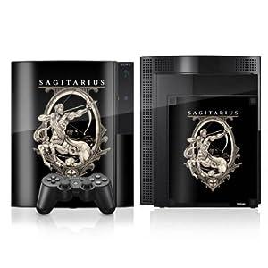 DeinDesign Sony Playstation 4 Controller Folie Skin Sticker aus Vinyl-Folie Aufkleber Sternzeichen Astrologie Horoskop
