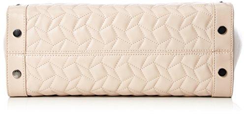 Liu Jo Damen Shopping Bag Mantide Schultertaschen, 33x25x14 cm Pink (Adobe rose 61508)
