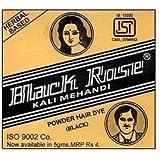 Black Rose Kali Mehndhi 50g (Case of 12) by Black Rose Kali Mehndhi