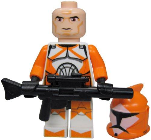 LEGO Star Wars–Klon Soldat mit Blaster (des Spiels 7913)