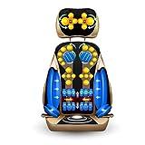 WEII Massagegerät Elektrisches Massagegerät Multifunktionelles Zervikales Lendenrückenmassagegerät Multifunktions-Airbag-Massagekissen