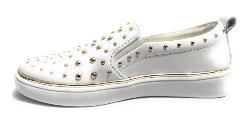 Guess FLGOE1 LEA12 Slip-on Femmes Bianco