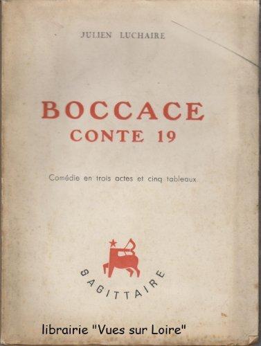 Boccace contre 19