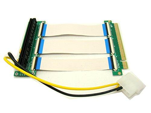 PCI-E Express x16Riser Verlängerung Karte mit 20cm FPC Kabel