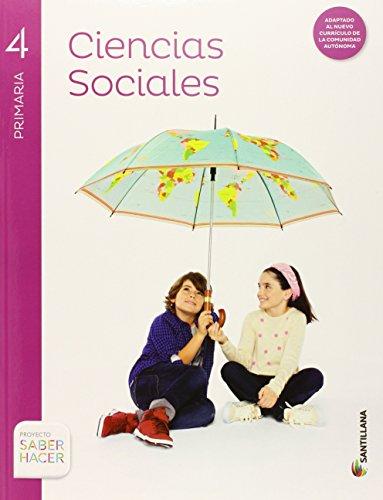 Ciencias sociales extremadura + atlas 4 primaria