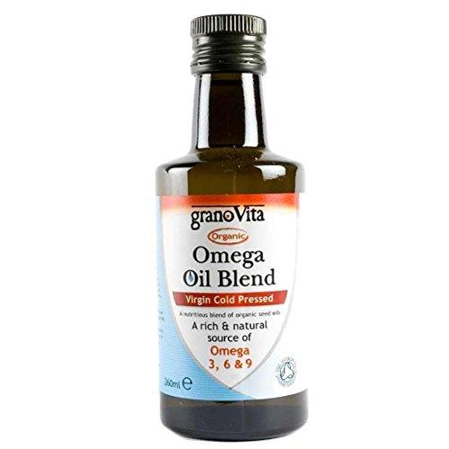 Granovita | Omega Oil Blend - Organic | 6 x 260ML