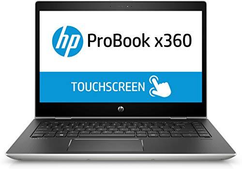 """HP ProBook x360 440 G1 2.5GHz i5-7200U Intel® CoreTM i5 di settima generazione 14"""" 1920 x 1080Pixel Touch screen Nero, Argento Ibrido (2 in 1)"""