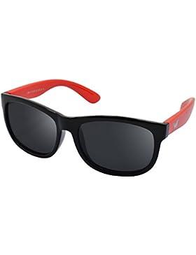 Kinder Wayfarer Polarisierte Sonnenbrille von WHCREAT Flexibel Gummirahmen für Mädchen Jungen Alter 3-10