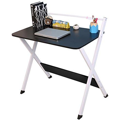 CL-@ Desktop-Computer-Schreibtisch - Heimgebrauch Bürotisch Einfache Notebook-Tisch Schreibtisch...
