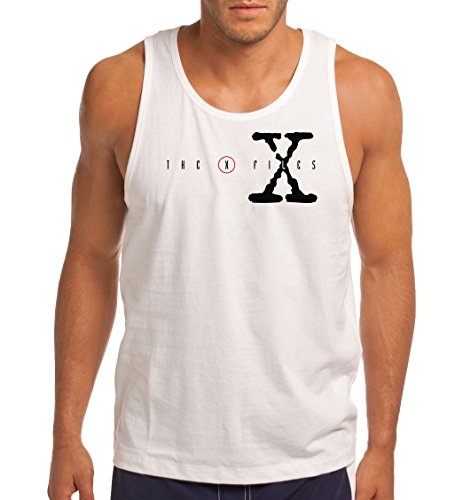 the-x-files-tv-series-logo-mens-tank-top-t-shirt-x-large