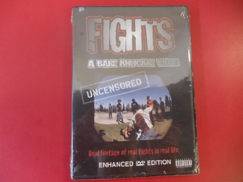 Bild von Fights: Bare Knuckle [DVD] [Import]