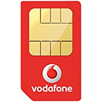 Vodafone Pay As You Go International Triple Sim Pack