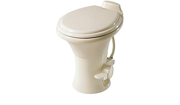Groovy Dometic 310 Series Standard Height Toilet Bone Amazon Co Short Links Chair Design For Home Short Linksinfo