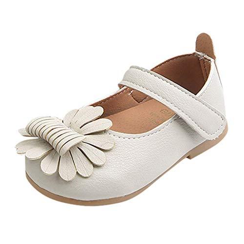 CixNy 1-3.5Jahre Tanzschuhe Kleinkind Sommer Mädchen Kinderschuhe Schuhe Karikatur Blumen Weich Unterseite Einzelne Schuhe Lederschuhe...