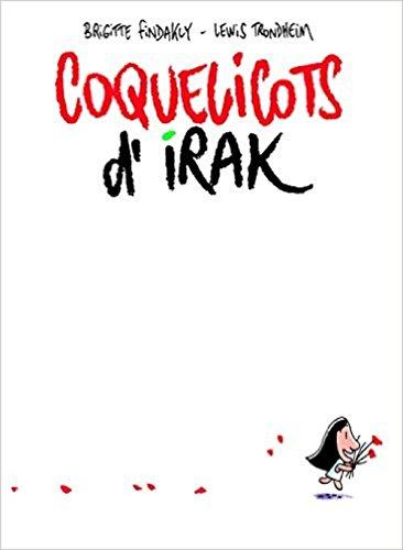 Coquelicots d'Irak par Lewis Trondheim